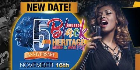 Houston Black Heritage Music & Arts Festival - Calling All Vendors  tickets