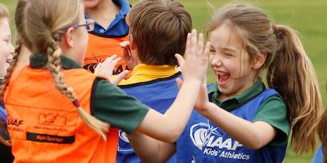 Level 1 Community Athletics Coach Course - Hobart tickets