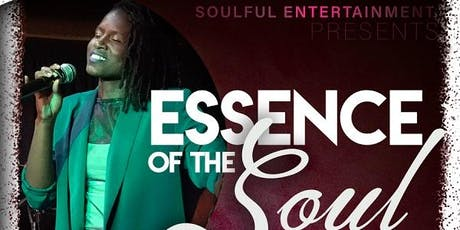Essence of the Soul: The Poetry Show tickets