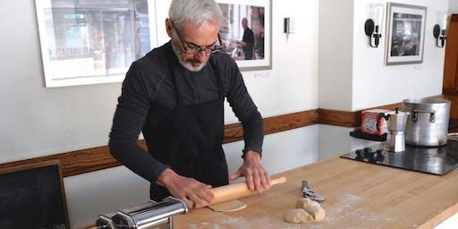 Organic Pasta Making