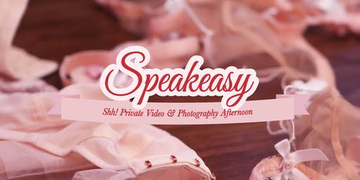 Speakeasy Term Four | Sunday 25th August