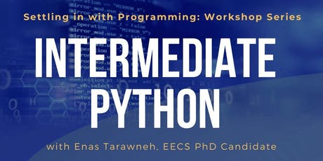 Settling in with Programming (PYTHON) - Workshop 2 tickets