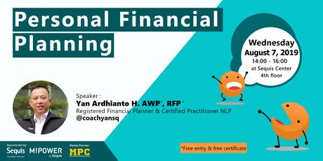 Personal Financial Planning tickets