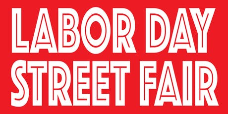 Labor Day Street Fair tickets