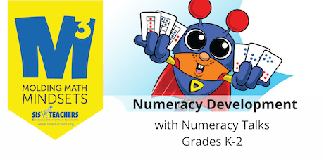 2019-2020 M3 Series: Numeracy Development with Numeracy Talks (Grades K-2) tickets