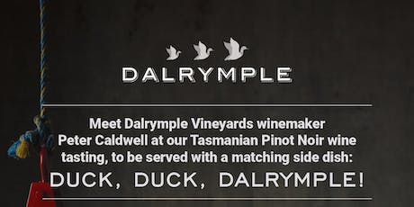 Dalrymple Tasting with Peter Caldwell tickets