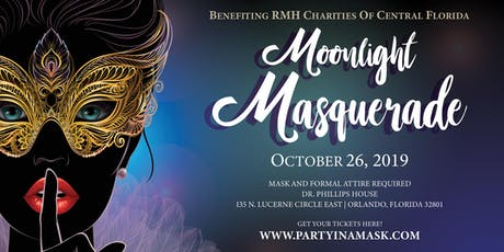 Moonlight Masquerade tickets