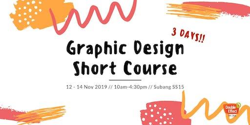 Graphic Design Part Time Course (NOV)