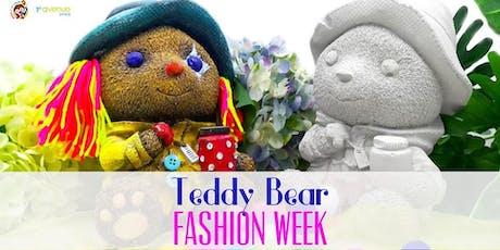 Teddy Bear Fashion Design Competition 2019 tickets