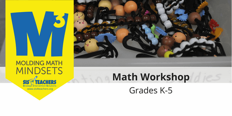 2019-2020 M3 Series: Math Workshop (Grades K-5) tickets