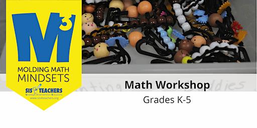 2019-2020 M3 Series: Math Workshop (Grades K-5)