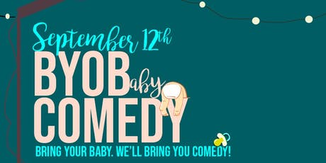 BYOB Comedy - September 12, 2019 tickets