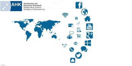 """Let's get """"social""""- a social media workshop especially for small & medium sized companies - WLG tickets"""