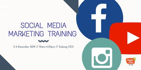 Social Media Marketing Training (DEC) tickets