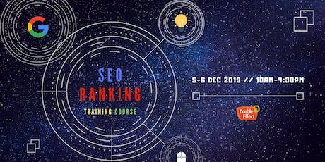 SEO Ranking Training Course (DEC) tickets