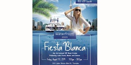 Waterfront Fiesta Blanca tickets
