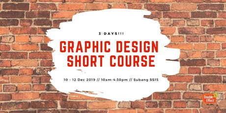 Graphic Design Short Course (DEC) tickets