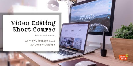 Video Editing Short Course (DEC) tickets