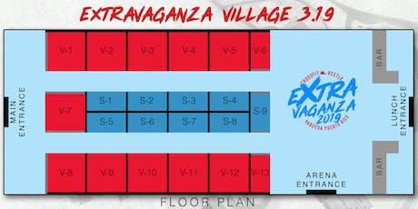 BEETLE EXTRAVAGANZA VILLAGE tickets