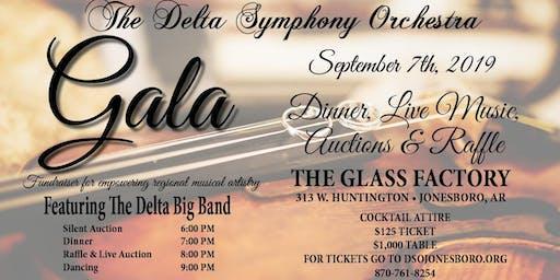 Delta Symphony Orchestra Gala