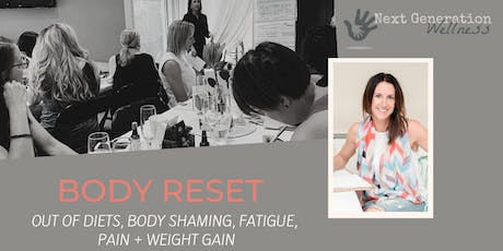 Low Tox, Nourished + Energised Masterclass Tickets, Sat 31/08/2019