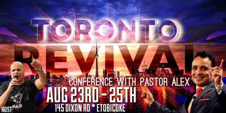 Toronto Revival tickets
