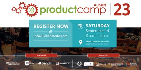 ProductCamp Austin 23 (PCA23) tickets