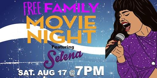 Movie in the Park: Selena