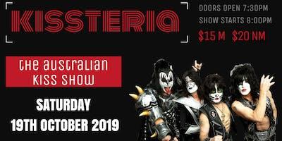 Kissteria - Kiss Tribute Show