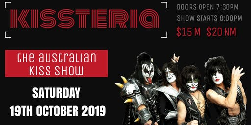 Kissteria - Kiss Tribute Show