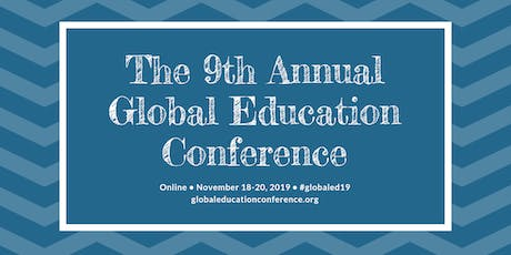 The 2019 Global Education Conference tickets