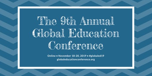 The 2019 Global Education Conference