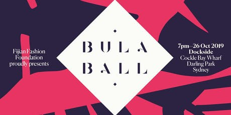 Bula Ball 2019 - Fundraising Gala tickets