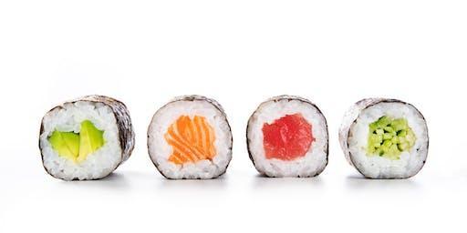 Sushi with Daysha!   (Stevensville)