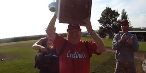 We're Celebrating Glen Hansen's 40th Year in Baseball