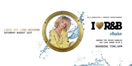 I❤️R&B - Cruise   Labour Day Long Weekend tickets