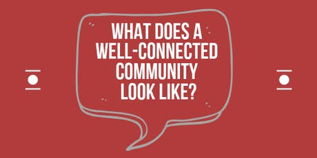 Mornington: What does a well-connected community look like? tickets