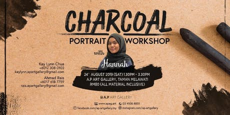 CHARCOAL PORTRAIT WORKSHOP tickets