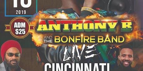 Anthony B tickets