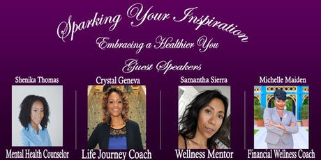 Sparking Your Inspiration: Embracing a Healthier You tickets