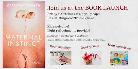 Book Launch: Maternal Instinct tickets
