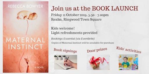 Book Launch: Maternal Instinct