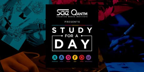 Study for a Day | SAE Brisbane Campus tickets