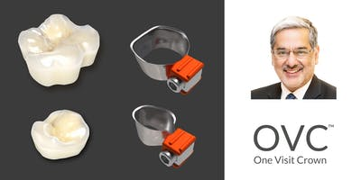 One Visit Crown (No CAD/CAM Needed) Hands-On Workshop - Ealing London 28 August