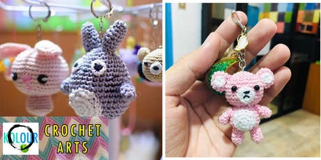 CROCHET ARTS WORKSHOP tickets