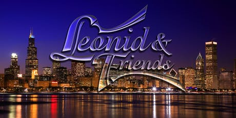 "Leonid And Friends  ""The greatest Chicago tribute in the world"" tickets"