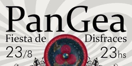 PanGea Space entradas
