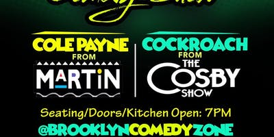 Welcome to the 90's Comedy Show w/MARTIN & COSBY SHOW comedian CARL PAYNE!
