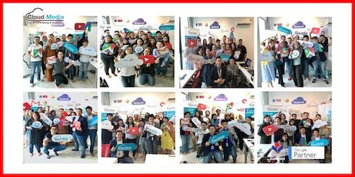 Google Partner - Google Ads YouTube Advertising Workshop (Beg + Int + Adv) - HRDF Claimable (September)