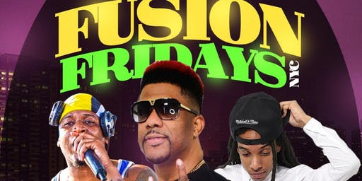 FUSION FRIDAYS AT MARACAS HOSTED BY TEAMINNO
